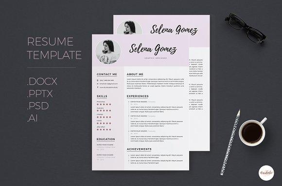 Professional CV C.Letter Templates