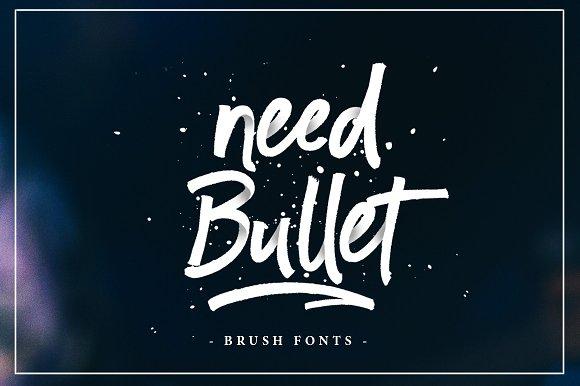 Need Bullet