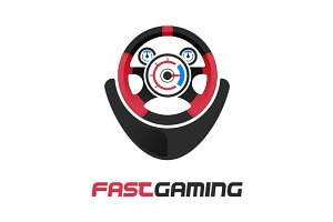 Steering Wheel Logo