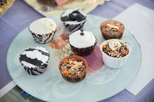 cupcake variety of different
