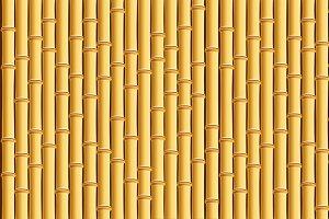 Bamboo Stick Pattern Background