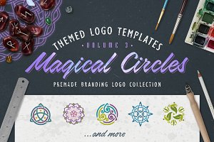 Logo Bundle Vol.3 - Magical Circles