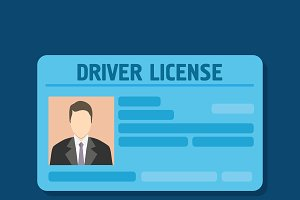 Car driver license