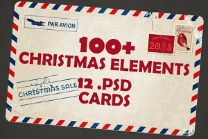 Christmas Cards & Elements