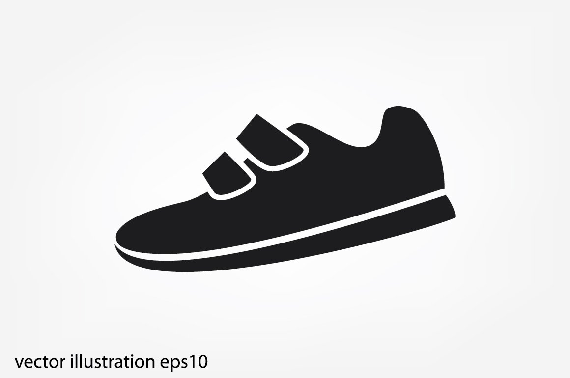 sports shoes icon ~ Icons ~ Creative Market 007779808a9a
