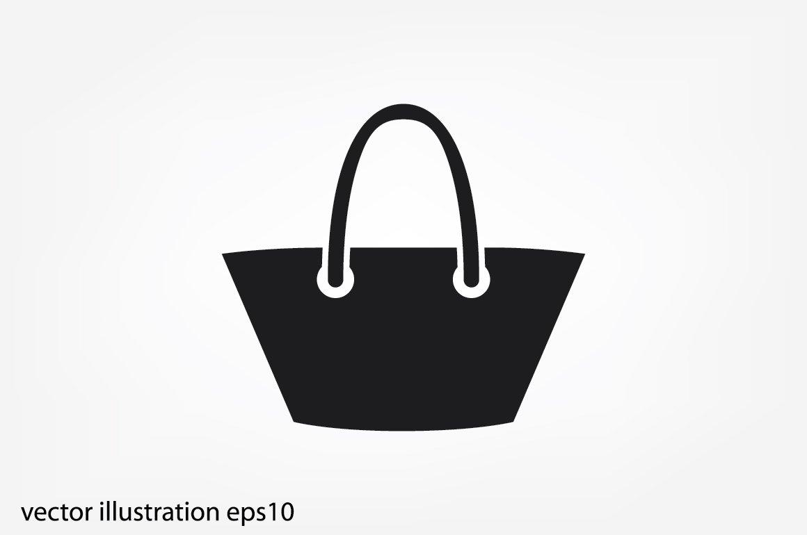 beach bag icon icons creative market
