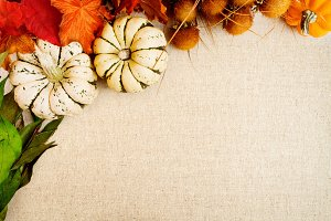 Fall & Thanksgiving Background