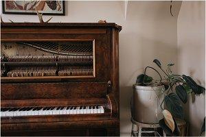 Funky Home | Piano