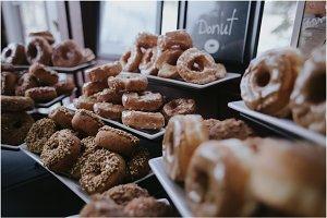 Donut | Wedding