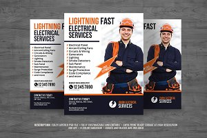 Electrical Service Flyer