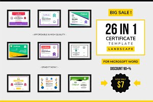 Best Certificate Bundle Landscape