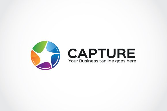 Capture Logo Template in Logo Templates - product preview 1