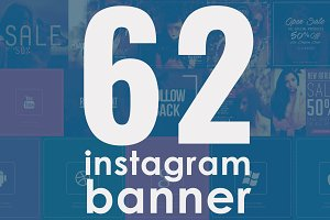 62 Instagram Templates