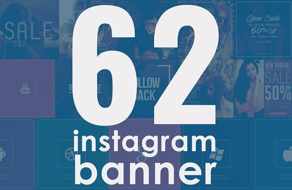 62 Instagram Templates