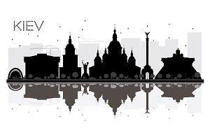 Kiev City skyline