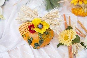 small pumpkin