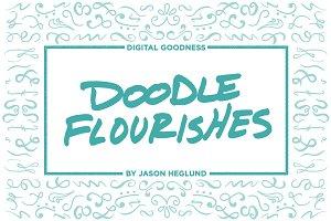 Doodle Flourishes