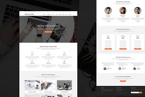 Kreativ Pro Genesis WordPress Theme