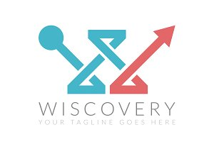Wiscovery (Logo Template)