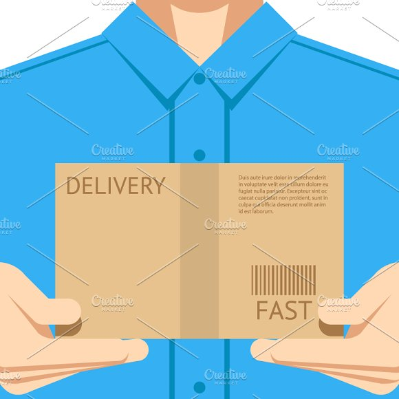Delivery Courier