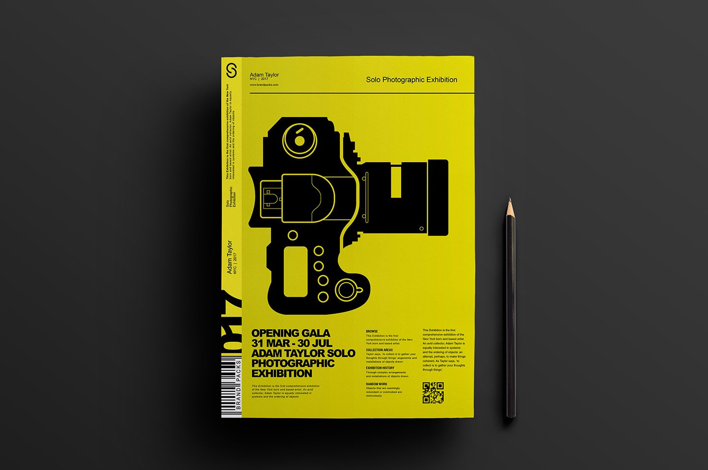 Photography Exhibition Poster V2