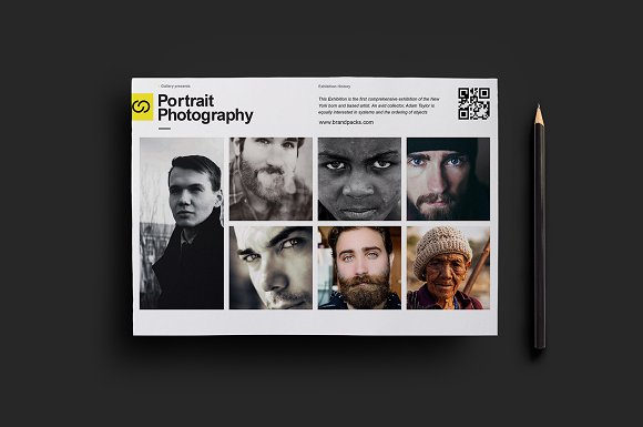 Photography Exhibition Flyer