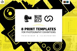 Photography Exhibition Template Pack