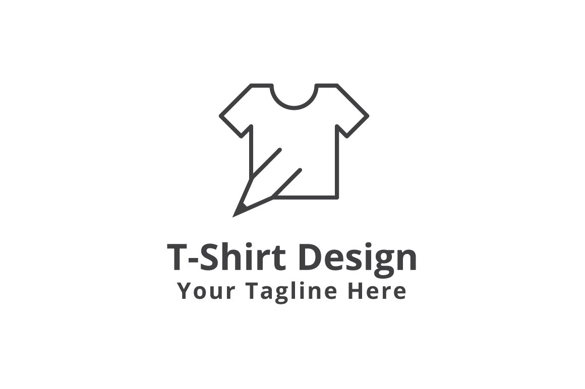 T shirt design logo template logo templates creative for Tee shirt logo printing