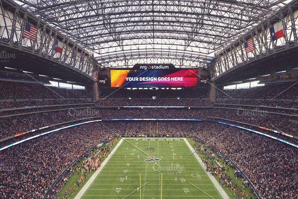 NFL Stadium Projector Mock-up#7