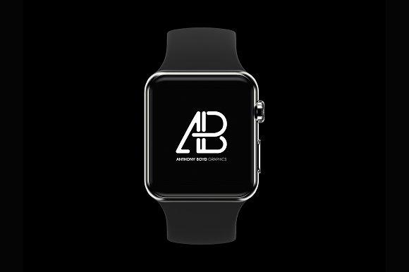 Download Customizable Apple Watch Mockup