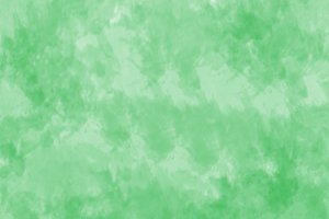 Abstract background of green spots.