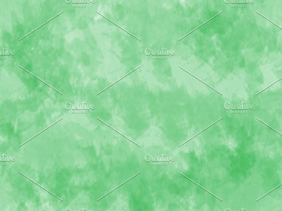 Abstract Background Of Green Spots