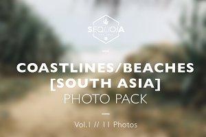 Beaches // Photo Pack // Vol. 1