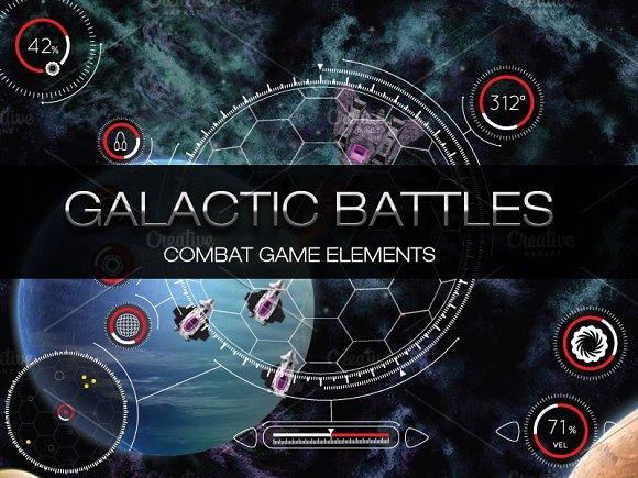 Galactic Battles