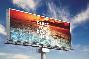 Billboard Mock-up#28