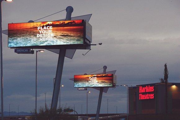Billboard Mock-up#30