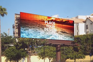 Billboard Mock-up#31