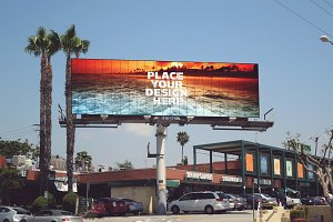 Billboard Mock-up#32