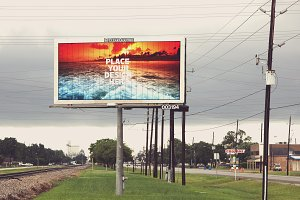 Billboard Mock-up#34