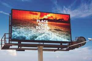 Billboard Mock-up#38