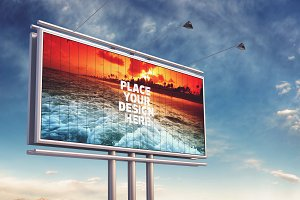 Billboard Mock-up#39