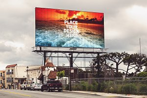 Billboard Mock-up#40