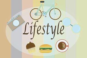 lifestyle retro