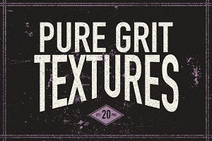 Pure Grit Textures