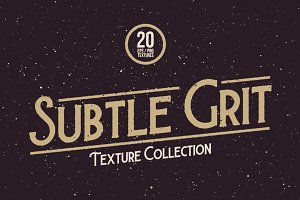 Subtle Grit Volume 02