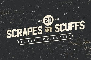 Scrapes And Scuffs Textures