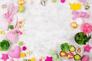 Holiday background. Easter consept