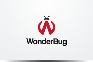Wonder Bug - W Logo