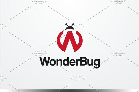 Wonder Bug W Logo