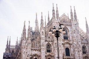 Milan Cathedral Duomo